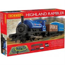 HORNBY HIGHLAND RAMBLER TRAIN