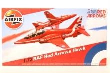 AIRFIX RED ARROWS HAWK