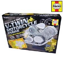 HAYNES VTWIN MOTORCYCLE ENGINE