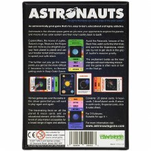 ASTRONAUTS CARD GAME