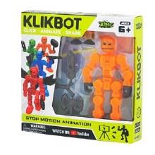 KLIKBOT HEROS AND VILLIANS