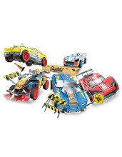 HOT WHEELS BUILD & RACE CAR KI