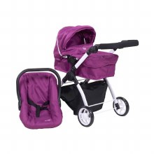 BRITAX SMILE 3IN1 COOL BERRY