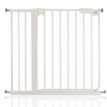 BABYLO PRESSURE FIT GATE WHITE