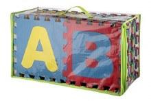 ALAPHABET PUZZLE IN ZIP BAG