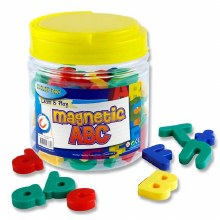 CLEVER KID TUB 68 MAGNETIC ABC