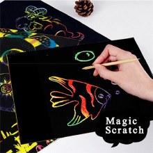 MAGIC SCRATCH PAPER SURFING