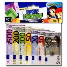 CLEVER KIDZ PAPER MONEY SET