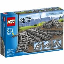 7895 LEGO SWITCH TRACKS