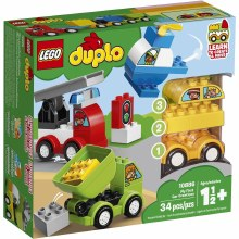 10886 DUPLO FIRST CAR CREATION