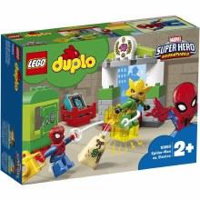 10893 SPIDERMAN VS ELECTRO