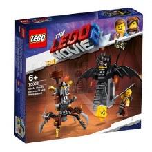 70836 BATTLE READY BATMAN
