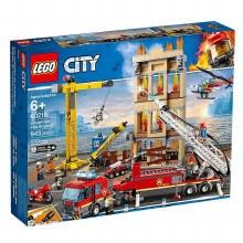 60216 DOWNTOWN FIRE BRIDGE