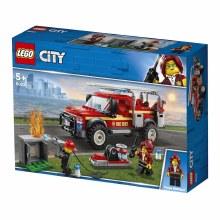 60231 FIRE CHIEF RESPONSE TRUC
