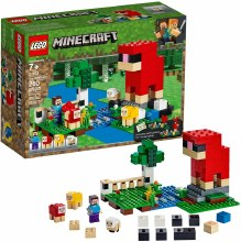 21153 LEGO THE WOOL FARM