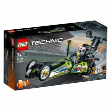 42103 TECHNIC DRAGSTER