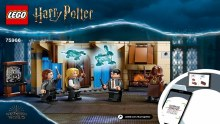 75966 HOGWARTS ROOM OF REQUIRE