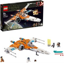 75273 POE DAMERSONS X-WING FIG