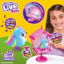 LITTLE LIVE PETS LIL BIRD/HOUS