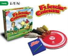 01057 FLICKIN CHICKEN GAME