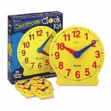 CLASSROOM CLOCK SET