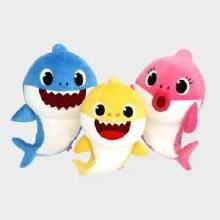 BABY SHARK FAMILY PLUSH