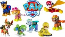 PAW PATROL JUNGLE PUP SERIES