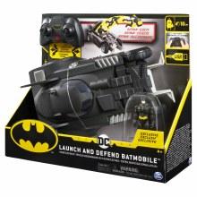 BATMAN LAUNCH & DEFEND BATMOBI