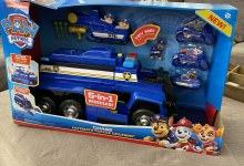 PAW PATROL CHASE POLICE CRUSIE