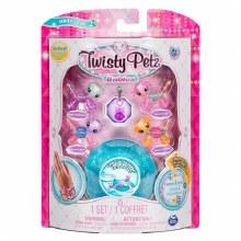 TWISTY PETS BABIES 4 PACK ASS