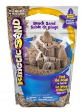 KINETIC SAND 3LB BEACH NATURAL
