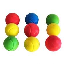 70MM SOFT BALL 3 PACK