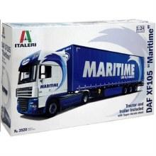 MARTIME DAF XF105 W/TRAILER