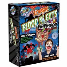 ZOMBIE BLOOD AND GUTS WORKSHOP