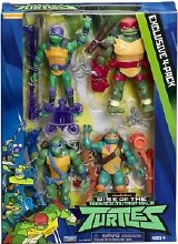 RISE OF TURTLES 4 PACK
