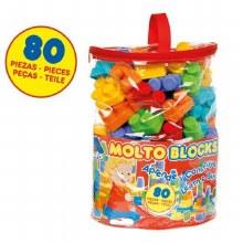 MOLTO 80 PCE BLOCK BAG