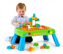 MOLTO TABLE WITH BLOCKS