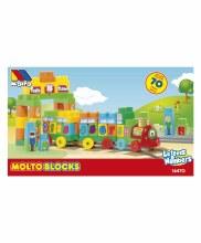 MOLTO TRAIN + 70 BLOCKS