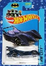HOT WHEELS DIE CAST BATMAN CAR