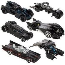 H/W DC CARS SINGLE PACK