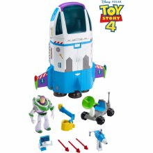 TOY STORY 4 STAR COMMAND SPACE
