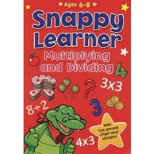 SNAPPY LEARNER MULTIPLY&DIVISO