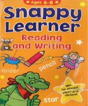 SNAPPY LEARNER READING&WRITIN