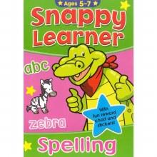 SNAPPY LEARNER SPELLING