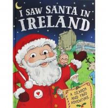 I SAW SANTA IN IRELAND BOOK