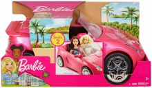BARBIE CONVERTABLE CAR