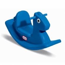 L/T ROCKING HORSE BLUE