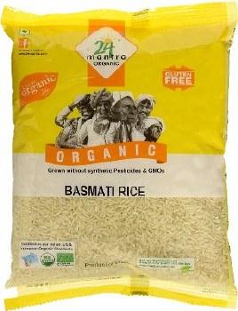 24 Mantra Basmati Rice 2 Lb
