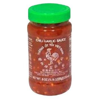 Chili Garlic Sauce 8 Oz