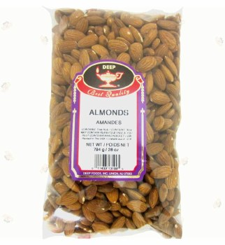 Deep Almonds 28 Oz
